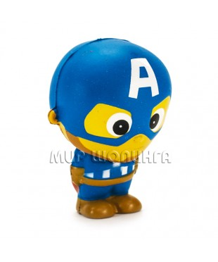 """Сквиши """"Капитан Америка"""""""