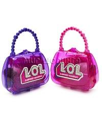 Кукла LOL в сумочке.
