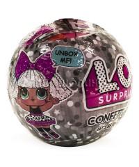 LOL CONFETTI POP 21 SERIES  Кукла-сюрприз в шарике 10 см.
