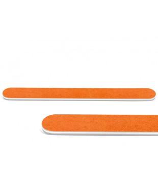 """Пилка для ногтей """"Jess Nail"""" Orange 180/180."""