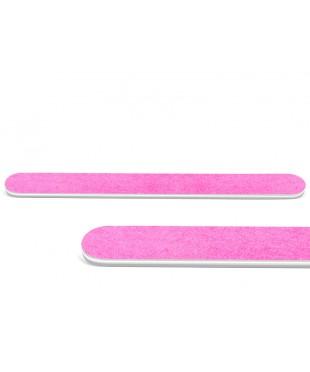 """Пилка для ногтей """"Jess Nail"""" Purple 120/120."""