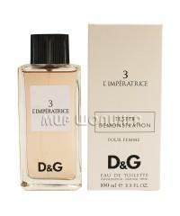 Dolce & Gabbana 3-L`IMPERATRICE (тестер) 100 ml.