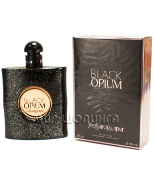YVES SAINT LAURENT - BLACK OPIUM 90 ml.