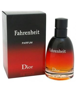 CHRISTIAN DIOR - FAHRENHEIT LE PARFUM 75 ml.