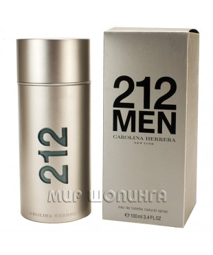 CAROLINA HERRERA 212 MEN CUSTOMIZE 100 ml.