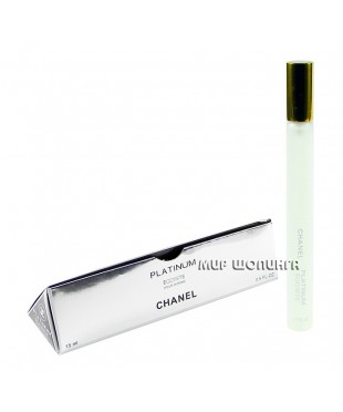 Platinum Egoiste Pour Homme CHANEL 15 ml.