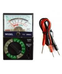 Аналоговый мультиметр YX-2000A
