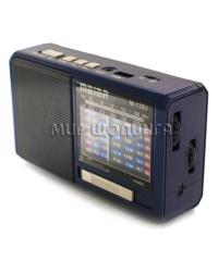 MEIER M-132U Радиоприёмник с MP3 и фонариком