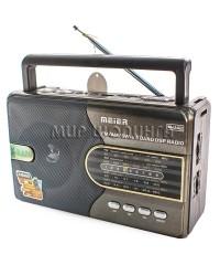 Meier M-U42 - радиоприёмник с SD и USB