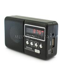 Wster WS 239 портативный радиоприёмник-колонка