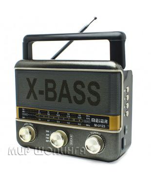 Радиоприёмник Meier M-123U