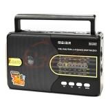 Meier M-U42 - РЕТРО радиоприёмник с SD и USB