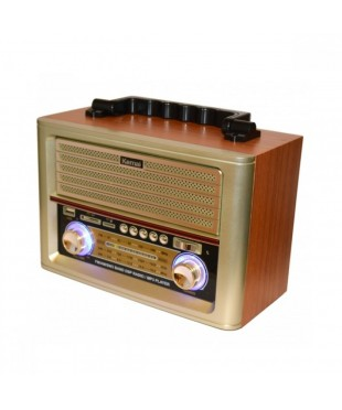 Ретро радиоприёмник Kemai MD-1705BT c MP3 и Bluetooth