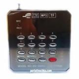 WSTER WS-595RC-Радиоприемник с функцией записи