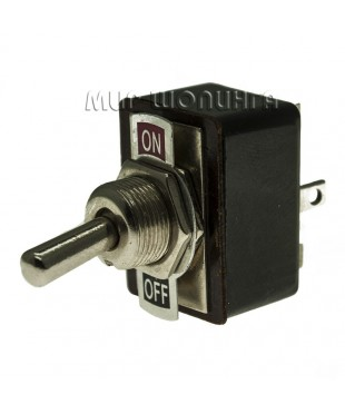 Тумблер 6 PIN (ON-OFF) 250V 3A