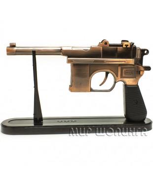 Пистолет зажигалка - турбо (Mauser)