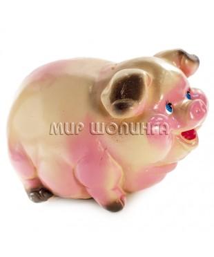 Свинья копилка 1 - 14*14*22 см.