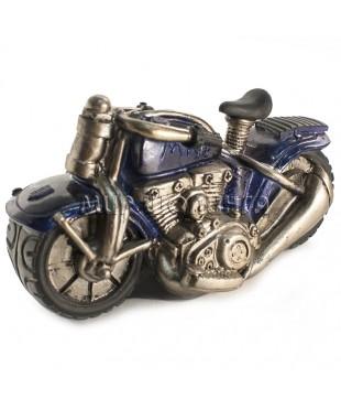 Копилка мотоцикл 9*8*16 см.