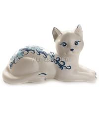 Кошка белая (копилка) 15*12*26 см.