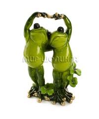 Лягушки танцуют 14*8*6 см.
