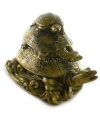 Три черепахи 7*6*10 см.