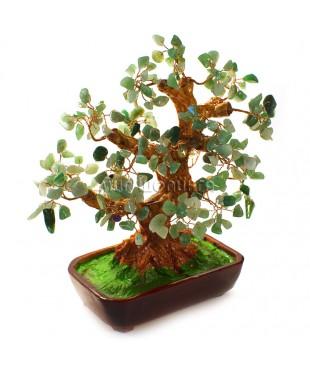 Нефритовое дерево 26*22*14 см.