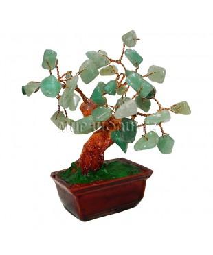 Нефритовое дерево 11*9*9 см.