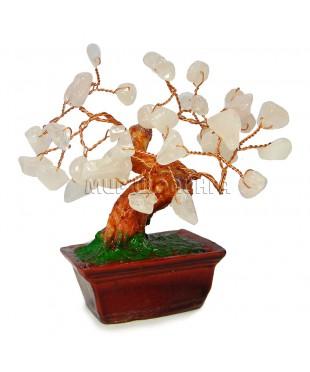 Кварцевое дерево 10*9*8 см.