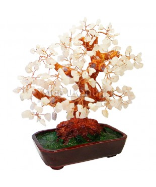 Кварцевое дерево 25*23*15 см.