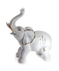 Слон фарфоровый 24*10*20 см.