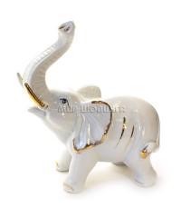 Слон фарфоровый 20*8*15 см.