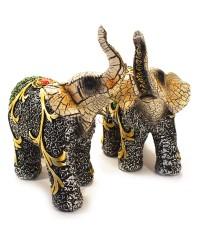 Статуэтка слон 15*6*15 см.