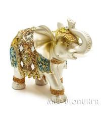 Статуэтка слон, высота 10 см.