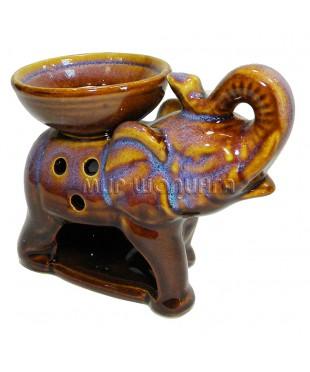 Аромалампа (слон) 9,5*12*6,2 см.