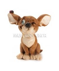 Статуэтка Собака ушастик 8*8*4 см.