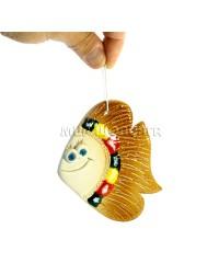 Рыбка керамическая 11*9 см.