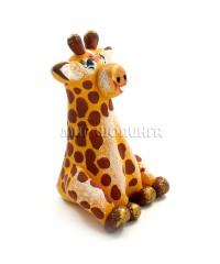 Статуэтка Жираф (свисток) 8,5*5*5,5 см.