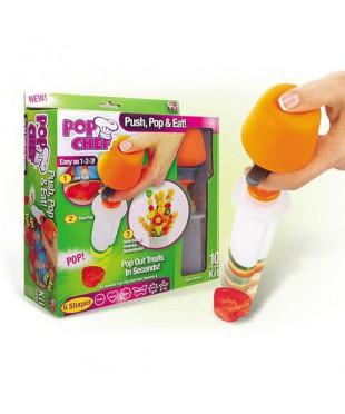 Набор для канапе Pop Chef Push Pop & Eat