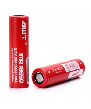 Аккумулятор AWT IMR 18650 Red 40A