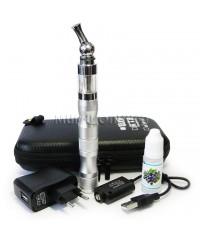 Электронная сигарета X6 в наборе, серебро.