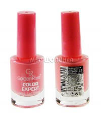 Лак для ногтей Golden Rose Color Expert № 45.