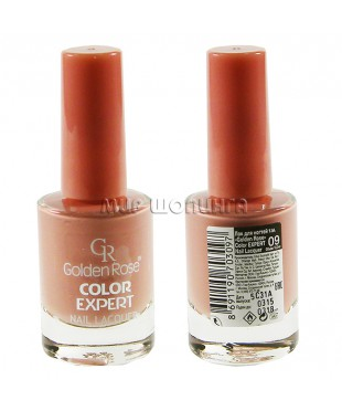 Лак для ногтей Golden Rose Color Expert № 09.
