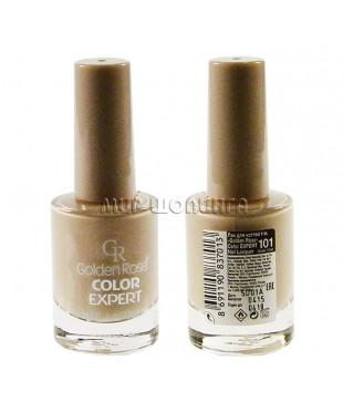 Лак для ногтей Golden Rose Color Expert № 101.