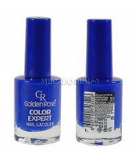 Лак для ногтей Golden Rose Color Expert № 51.