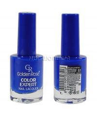 Лак для ногтей Golden Rose Color Expert № 51.