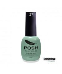 SANDWICH GEL POSH 27 - Завтрак у Тиффани