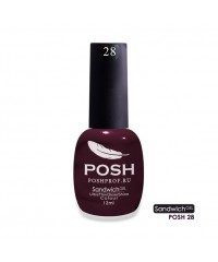 SANDWICH GEL POSH 28 - Прикасаюсь к тебе
