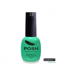 SANDWICH GEL POSH 33 - EXTREME COLOUR
