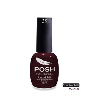 SANDWICH GEL POSH 39 - Икона стиля