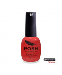 SANDWICH GEL POSH 46 - На сладкое